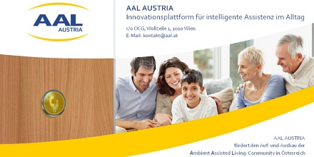 Innovationsplattform AAL AUSTRIA